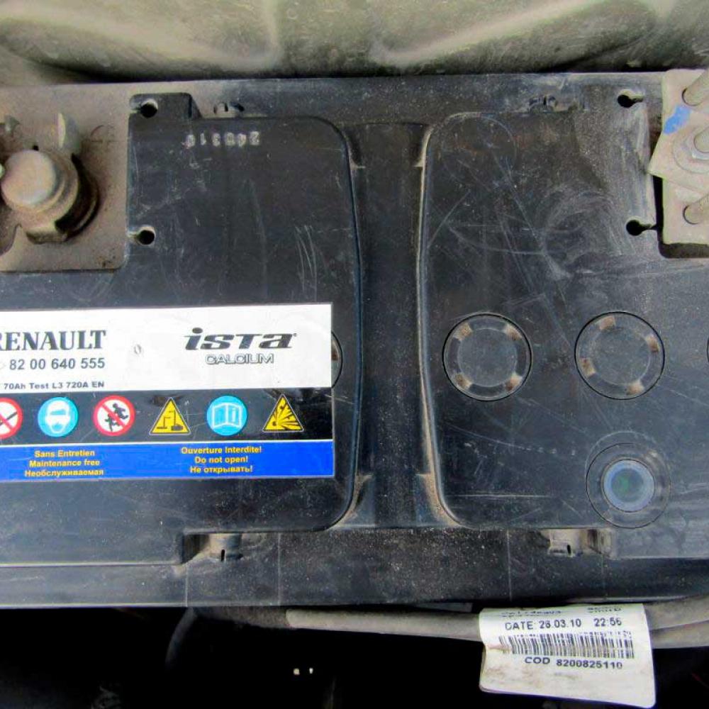 Отзывы об аккумуляторах ISTA
